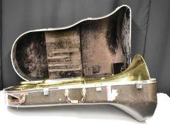 Boosey & Hawkes 992 Tuba in B&H case - Serial No. 639981 - Please check photos carefully