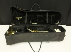 Rath R9 Trombone in Protec case - Serial No. R9 012 - Please check photos carefully for