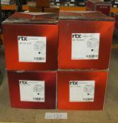 4x RTX Alternators - Models - 401 65 1322, 401 59 1622, 401 72 2022 & 401 72 0942