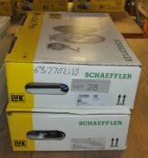 2x LUK Schaeffler Repset Pro Clutch Kits - Models - 622 3199 33 & 626 3049 33