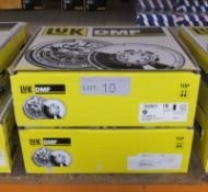 2x LUK Dual Mass Flywheels - Models - 415 0445 10 & 415 0241 10