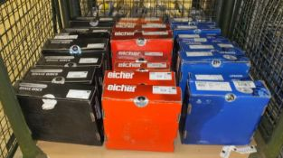 Various Pagid, Eicher, Drivemaster Brake Discs - Please see pictures for examples of model