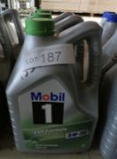 3x Mobil 1 ESP Formula Fully Synthetic Motor Oil - 5W-30 - 5L (please check pictures for s