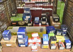 Various Spares - Clutch Kits, Clutch Master Cylinder, Brake Pads, Suspension Strut Mountin