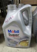 3x Mobil 1 Super 3000 X1 Fully Synthetic Motor Oil - 5W-40 - 5L (please check pictures for