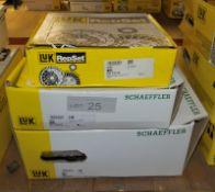3x LUK Repset Clutch Kits (2x Schaeffler) - Models - 625 3068 00, 620 2132 00 & 626 3058 0