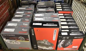 Drivemaster Clutch Kits & Mintex Coated Brake Disc Sets - Please see pictures for examples