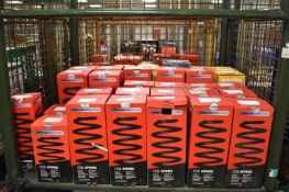 Various Drivemaster and Anschler Coil Springs - Please see pictures for examples of model