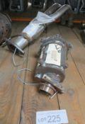 2x Catalytic Converters - BM91259H & C301377