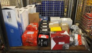 Various Spares - Thermostat, Power Steering Pump, Shock Absorber, Ignition Coil, Bellows,