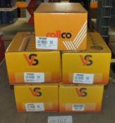 4x VS & 1x Rollco Brake Calipers - Please see pictures for model numbers