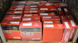 Various Mintex Brake Disc Sets - Please see pictures for examples of model numbers