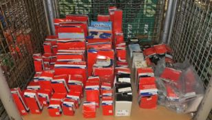 Various Fan Belts, Air, Oil and Fuel Filters - Please see pictures for examples of model n