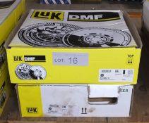 2x LUK Dual Mass Flywheels (1x Schaeffler) - Models - 415 0694 10 & 415 0612 10