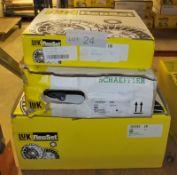 3x LUK Repset Clutch Kits (1x Schaeffler) - Models - 641 70 1270, 622 3339 33/637590130 &