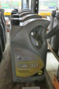 5x G Force Fully Synthetic 5W-30 C2 Engine Oil - 5L (please check pictures for sell by dat