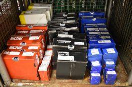 Various Brake Disc Sets - Pagid, Eicher, Drivemaster & Pagid Brake Pads - Please see pictu