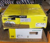 2x LUK Dual Mass Flywheels (1x Schaeffler) - Models - 415 0356 10 & 415 0715 10