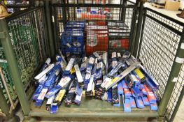 Various Wiper Blades - Bosch, QH - Please see pictures for examples of model numbers
