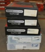 3x Drivemaster & 2x AP Clutch Kits - Please see pictures for model numbers