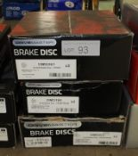 3x Drivemaster Brake Discs - Models - DMD261, DMD180, DMD033