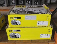 2x LUK Dual Mass Flywheels - Models - 415 0241 10 & 415 0309 10