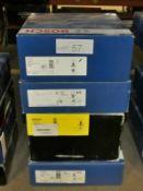 4x Bosch Brake Discs - Models - 0 986 479 155, 0 986 478 852, 0 986 479 255 & 0 986 478 48