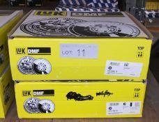 2x LUK Dual Mass Flywheels - Models - 415 0438 10 & 415 0180 10