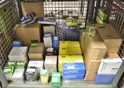 Various Spares - Filters, CV Boot Kits, Fuel Pumps, Modular Reservoir Assembly - Please se