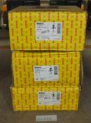 3x Bosch Brake Drums - Models - 0 986 477 067, 0 986 477 040 & 0 986 477 043