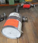 2x Catalytic Converters - BM11103 & BM91557H