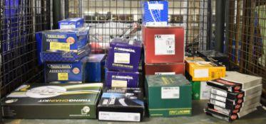 Various Spares - Brake Hoses, Timing Belt Kits, Starter Motors, Alternators, Engine Mounti