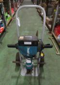 Makita HM1810 Portable Electric Hammer Drill + Trolley