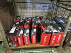 Don vehicle brake discs including models - DMD174, CD10272, PCD13442, DMD173, DMD263
