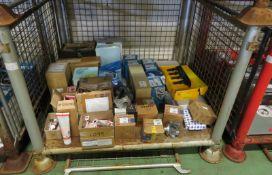 Vehicle parts - Lucas, Blue Print, Wahler, Circoli, Drivemaster, Borgwarner - see pictures