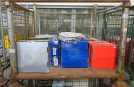 Various brake discs - Drivemaster, Unipart, MIntex, Bosch, Pagid, Transmech - see pictures
