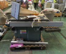 Kity 609 Ti universal table saw - 3ph 415V
