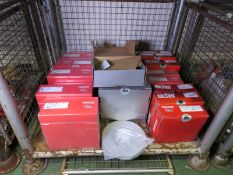 Vehicle parts - Brake discs - Mintex, Eicher - see pictures for models and types