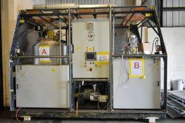 Unipre Europe Large Mixing Machine - L4000 x W1860 x H2900mm - Make & Model: Unipre type GP24-HD