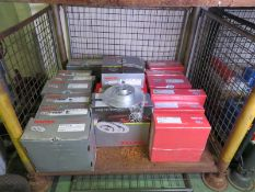 Vehicle parts - Mintex brake discs - see pictures for models and types