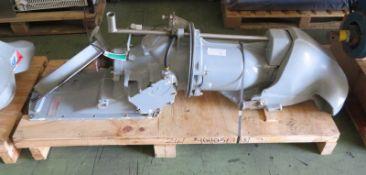Hamilton 241 Marine Water Jet Engine - condition in description.