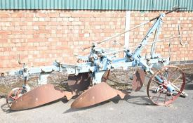 RANSOME SIMMS & JEFFRIES 2-FURROW PLOUGH 15RSALD