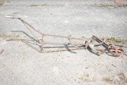 SKERRY FRAME ONLY 2 TINES