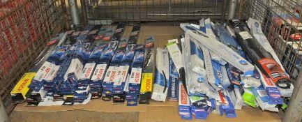 Bosch, New Generation & Champion Wiper Blades