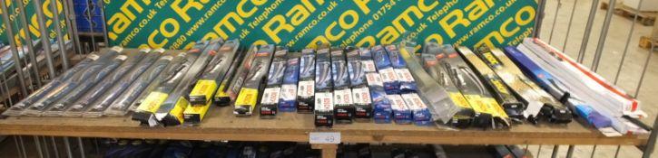 Wiper Blades Bosch, Nordic Xtra, Proline, Trico