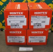 Mintex Brake Calipers - Please see pictures for examples of part numbers.