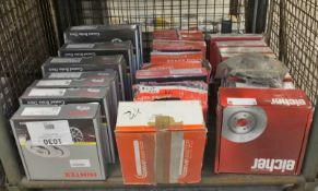 Mintex, Unipart, Drivemaster & Eicher Brake Discs