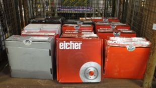 Eicher, Drivemaster & Mintex Brake Discs