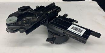 Manfrotto 302PLUS camera tripod mount serial 05906