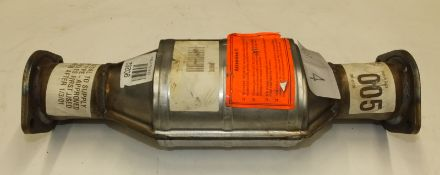 TOYOTA MR2 2.0 01/92-01/94 Catalytic Converter